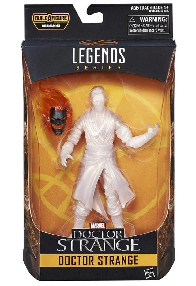 Marvel Legends BAF Dormammu Head Marvel from Astral Doctor Strange