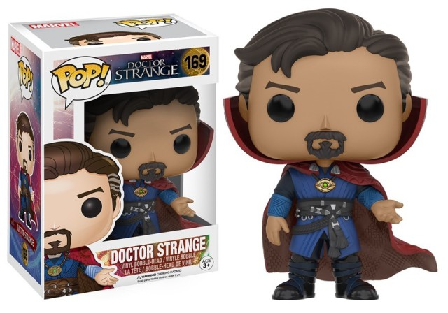 Doctor Strange Movie Funko POP Vinyl