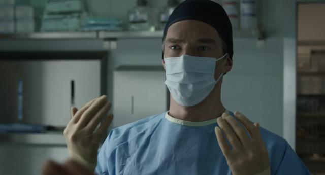 Doctor Strange Trailer Screenshot Hospital Surgeon