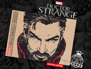 Dr Strange Collector Corps Box October 2016