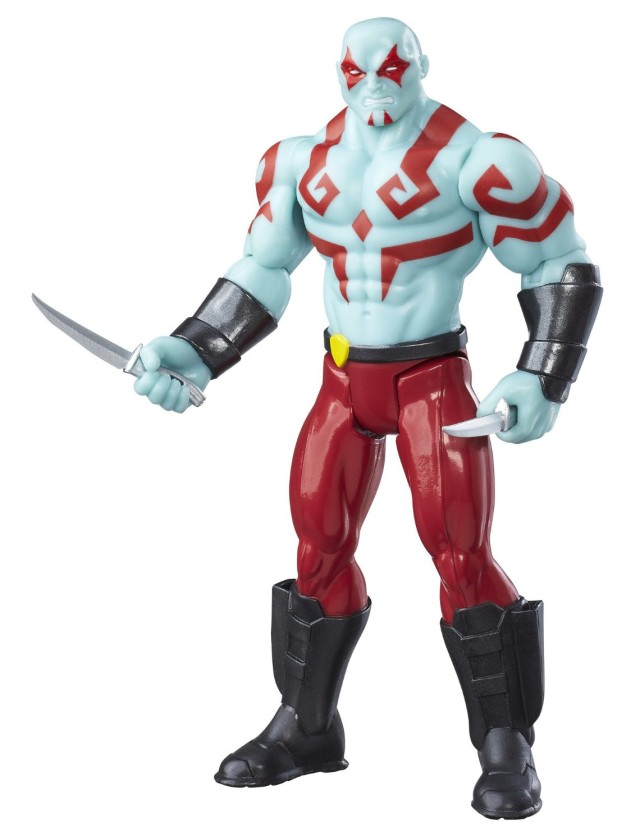 Drax Guardians of the Galaxy Animated Series Figure