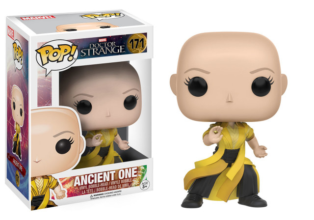 Funko Ancient One POP Vinyl Figure