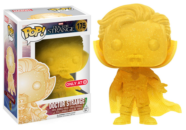 Funko Astral Doctor Strange POP Vinyl Target Exclusive