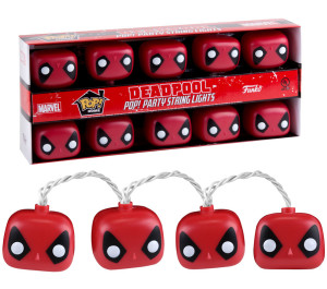 Funko POP Home Deadpool Party Lights