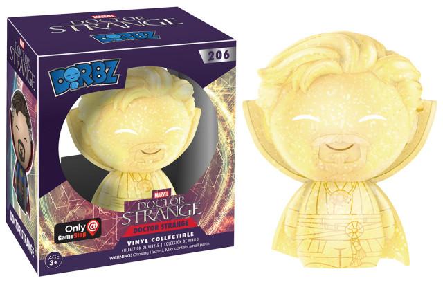 Gamestop Exclusive Dorbz Doctor Strange Astral Variant