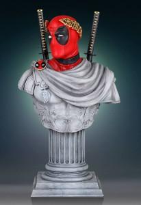 Gentle Giant Deadpool Caesar Classic Bust