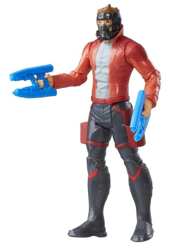 Guardians of the Galaxy Animated Star-Lord Figure Carded