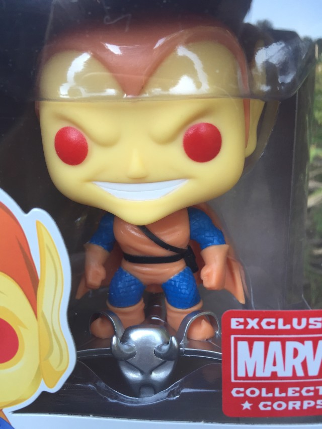 Hobgoblin Funko POP Vinyls Figure Close-Up