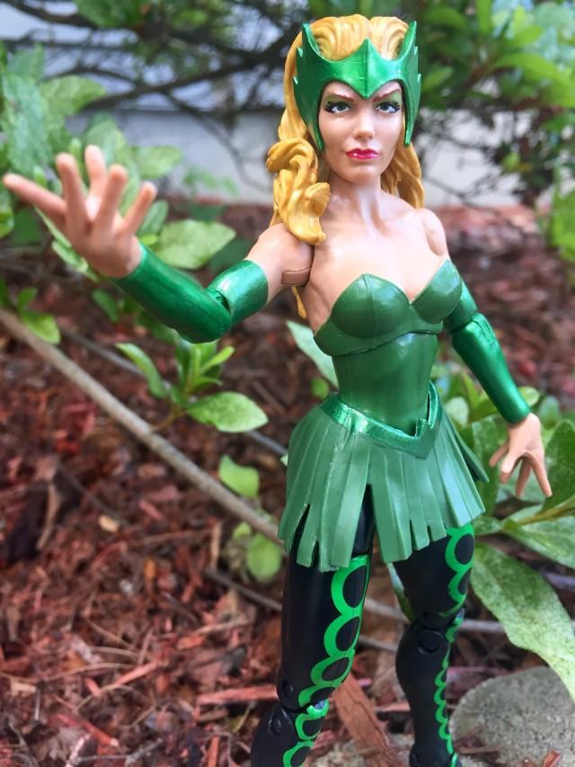 """Enchantress Marvel Legends 6"""" Figure Review"""