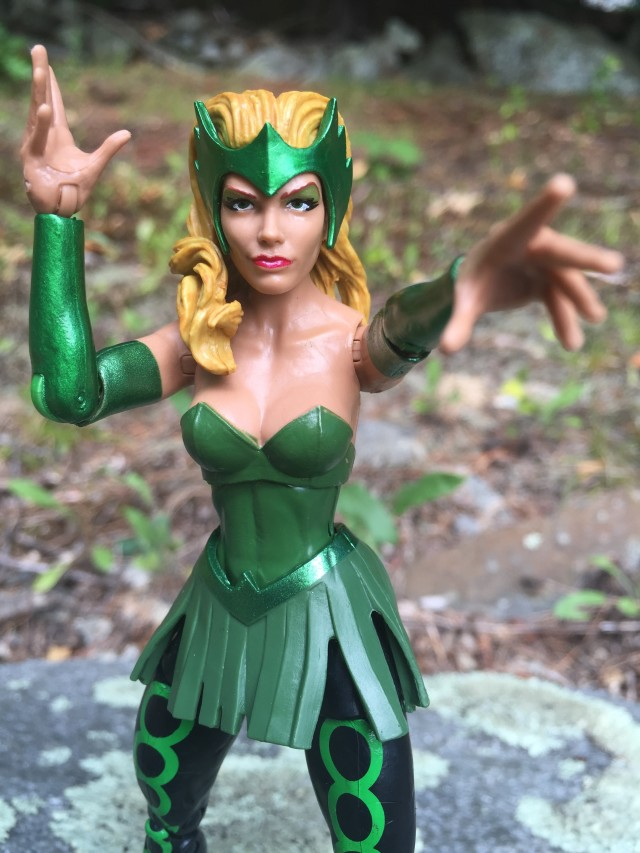 Hasbro Enchantess Action Figure Marvel Legends