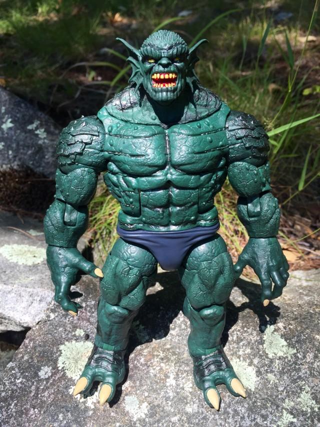 2016 SDCC Marvel Legends Abomination Action Figure