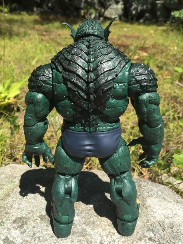 """Back of Marvel Legends 2016 Abomination 6"""" Figure"""
