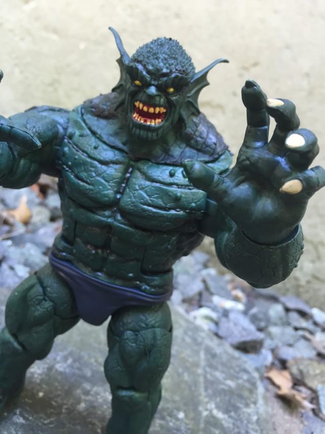 Marvel Legends SDCC Abomination Figure Close-Up