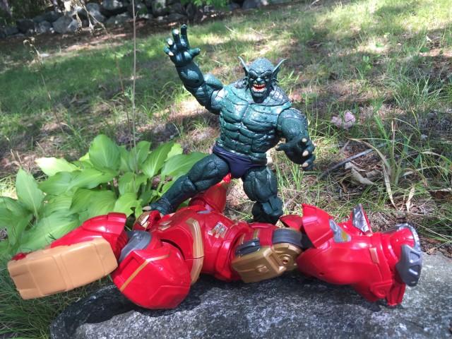 Abomination SDCC 2016 Marvel Legends Action Figure