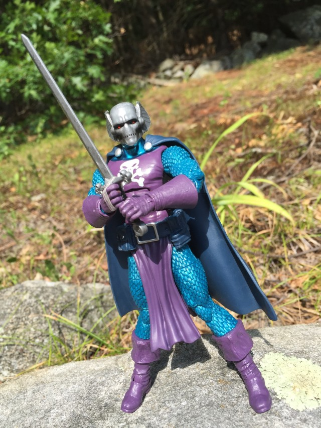 Hasbro Dreadknight Marvel Legends Exclusive Figure
