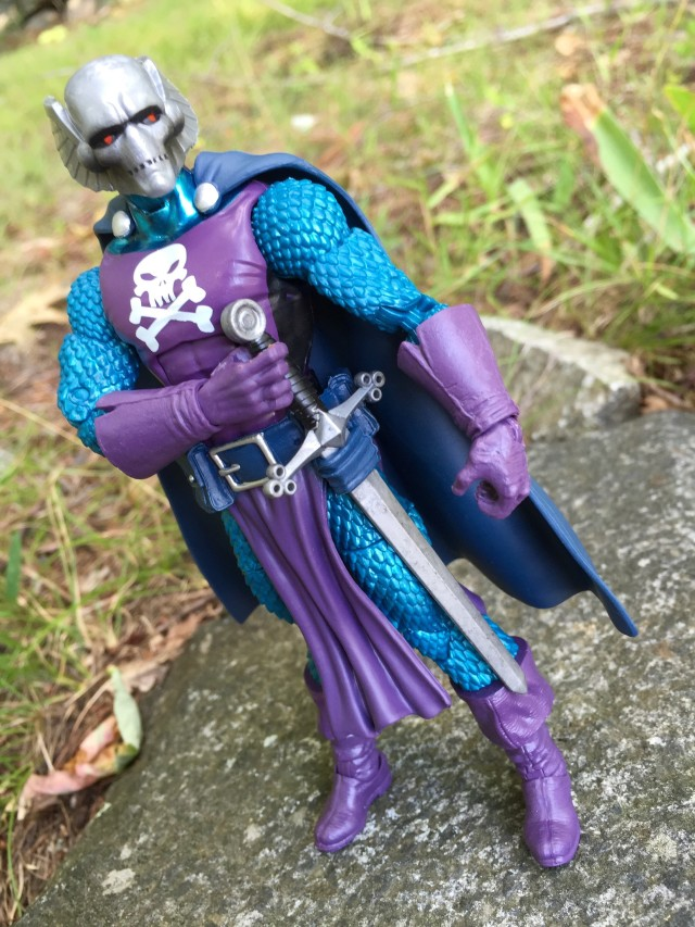 Marvel Legends Dreadknight Review and Photos