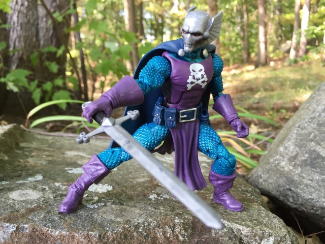 Marvel Legends The Raft Dreadknight Action Figure Review
