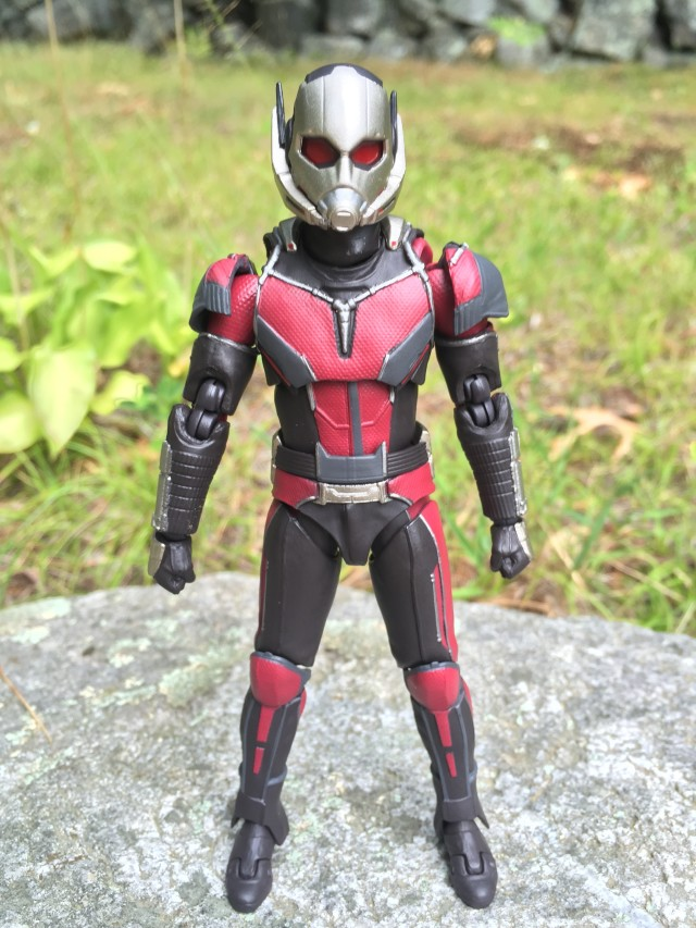 Bandai Japan S.H. Figuarts Ant-Man Movie Figure
