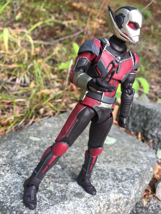 Ant-Man Figuarts Action Figure with Mini Ant-Man