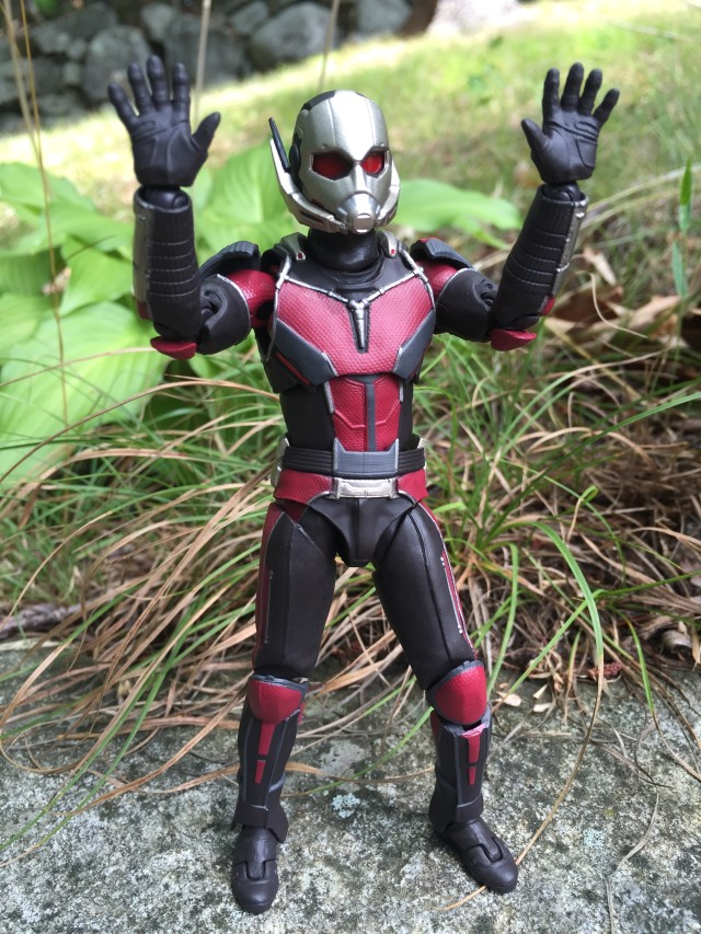 Bandai S.H. Figuarts Ant-Man Figure with Arms Up Surrendering