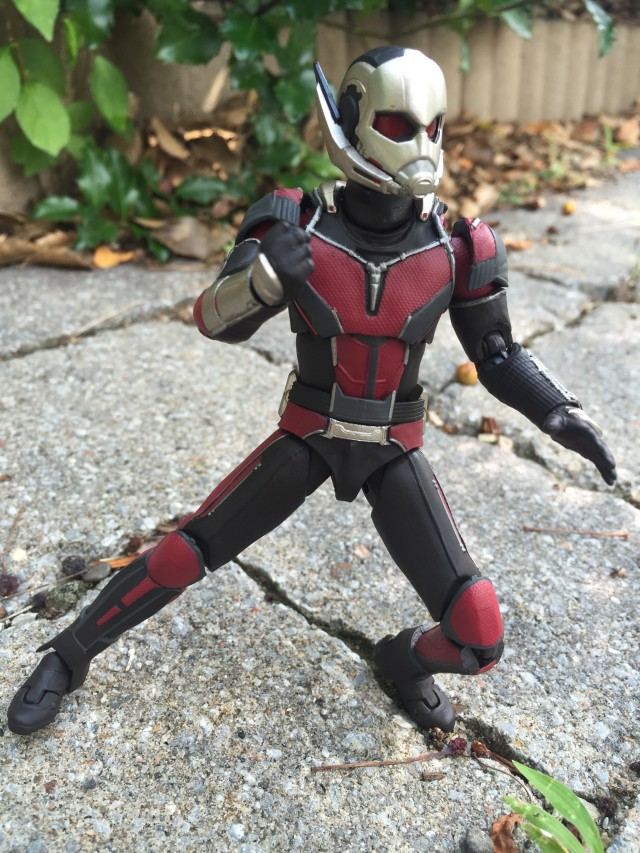 "Bandai Ant-Man 6"" Action Figure Captain America Civil War"