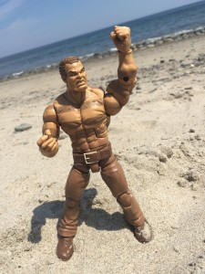 Sandman Marvel Legends Hasbro Exclusive Figure