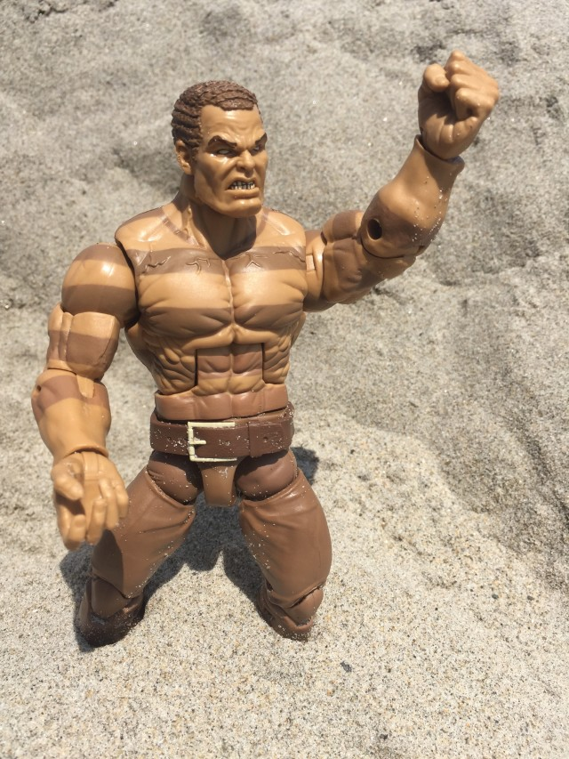 Sand Form Sandman Marvel Legends SDCC 2016 Figure