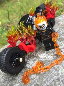 LEGO Ghost-Rider Team-Up Review and Photos