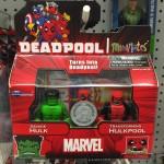 Toys R Us Exclusive Deadpool Minimates Released! Hulkpool!