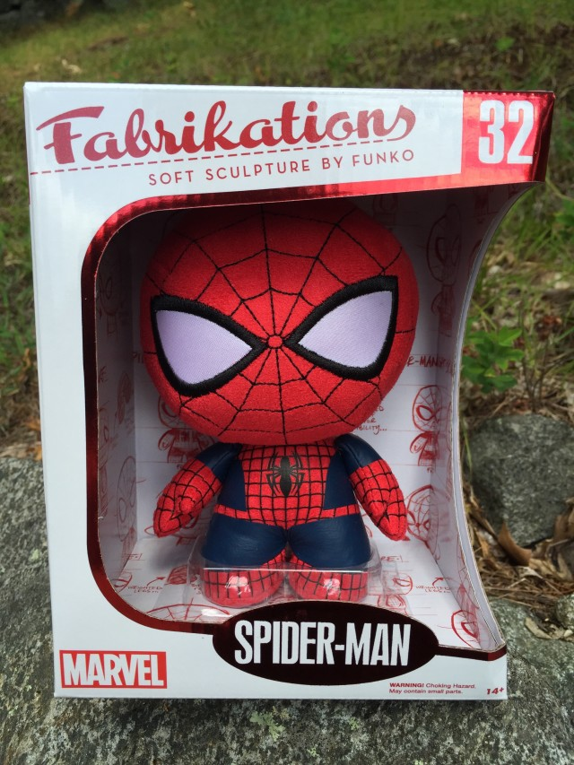 Spider-Man Fabrikations Figure in Box