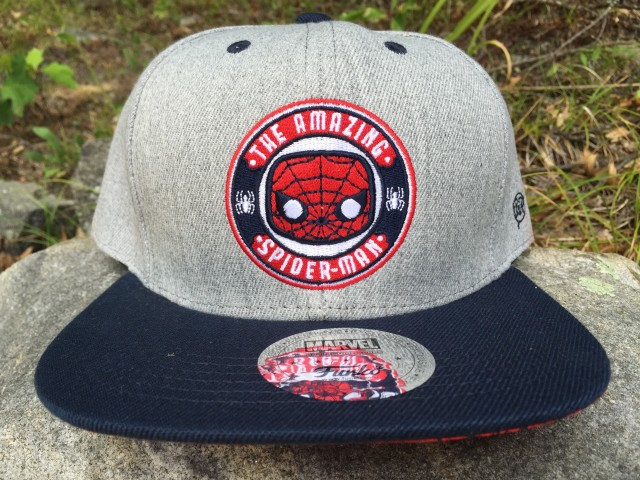 Marvel POP Tops Spider-Man Hat