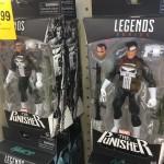 Walgreens Exclusive Marvel Legends Punisher Released!