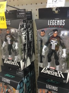 Marvel Legends Punisher Walgreens Exclusive Figure Released