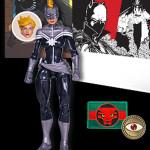 Marvel Unlimited Marvel Legends Captain Marvel Figure!