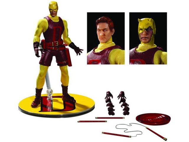 Mezco ONE 12 Collective First Appearance Daredevil Exclusive Figure