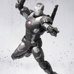 SH Figuarts Civil War War Machine Photos & Order Info!