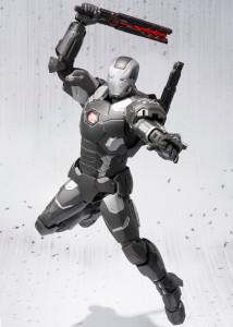 SH Figuarts War Machine Mark III Civil War Figure