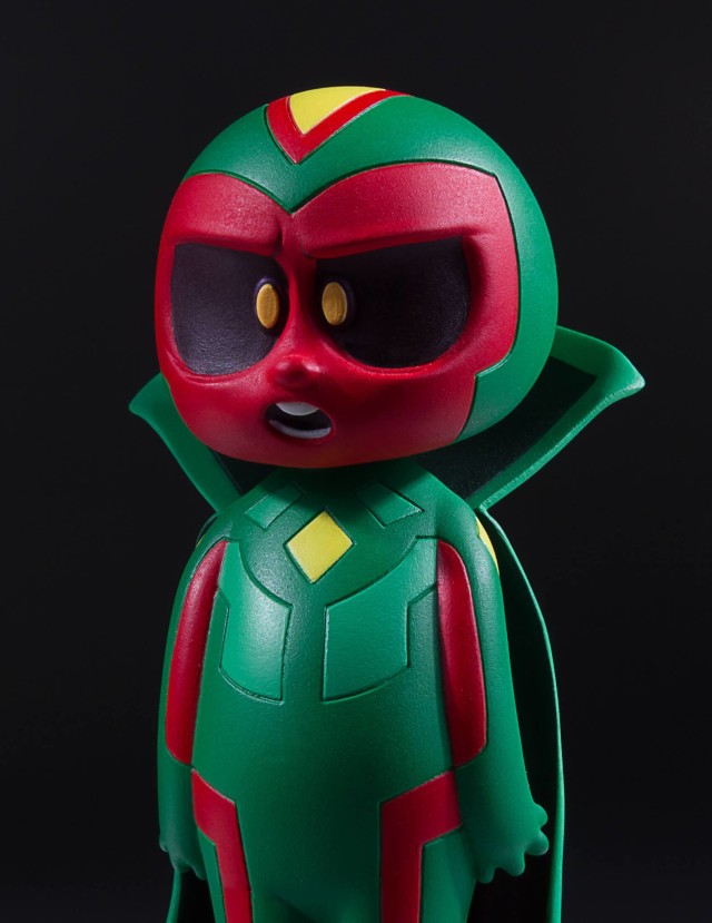Skottie Young Vision Marvel Babies Statue