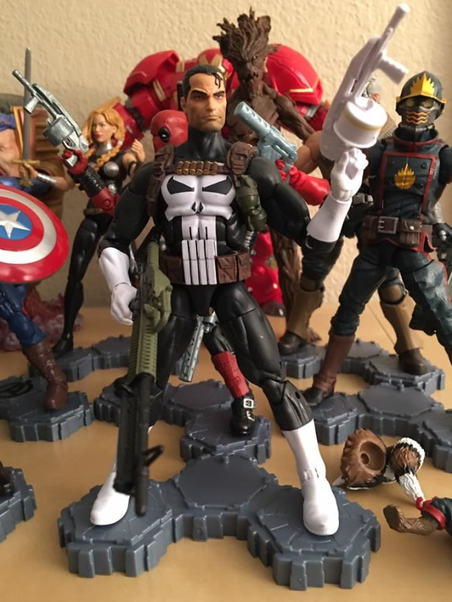 Walgreens Exclusive Marvel Legends Punisher Figure Review