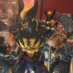 Play Arts Kai Wolverine Figure Painted & Deadpool Update!