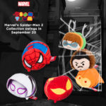 Marvel Tsum Tsum Spider-Man Series 2 Plush! Spider-Gwen!