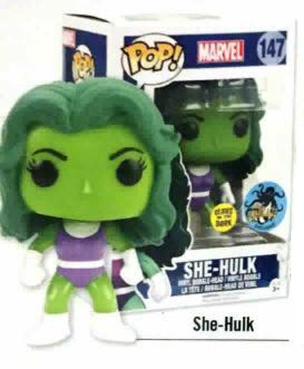 Funko Pop Movies marvel She-Hulk