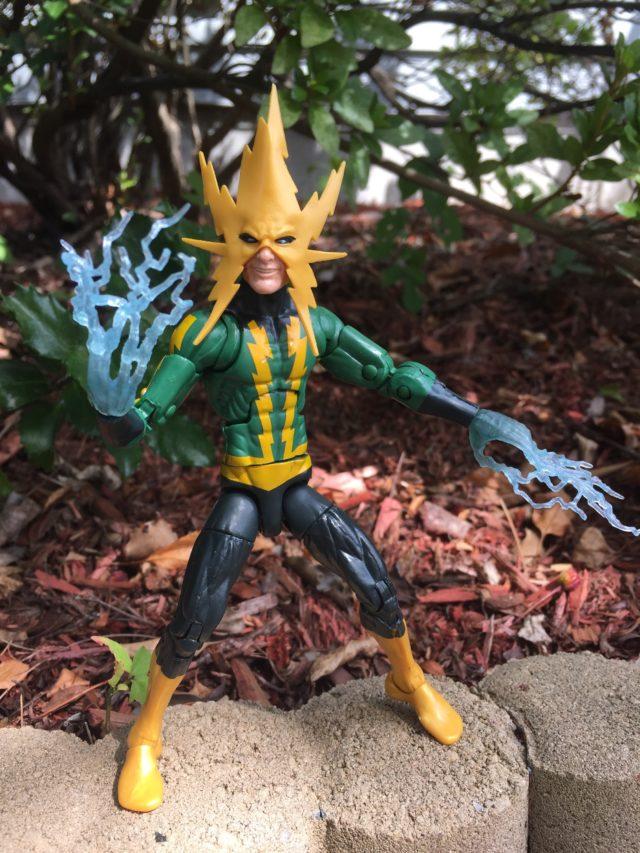 """6"""" Marvel Legends Modern Electro Action Figure"""