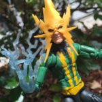 Spider-Man Marvel Legends Electro Review & Photos (2016)