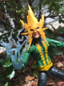 Marvel Legends Electro Review and Photos 2016