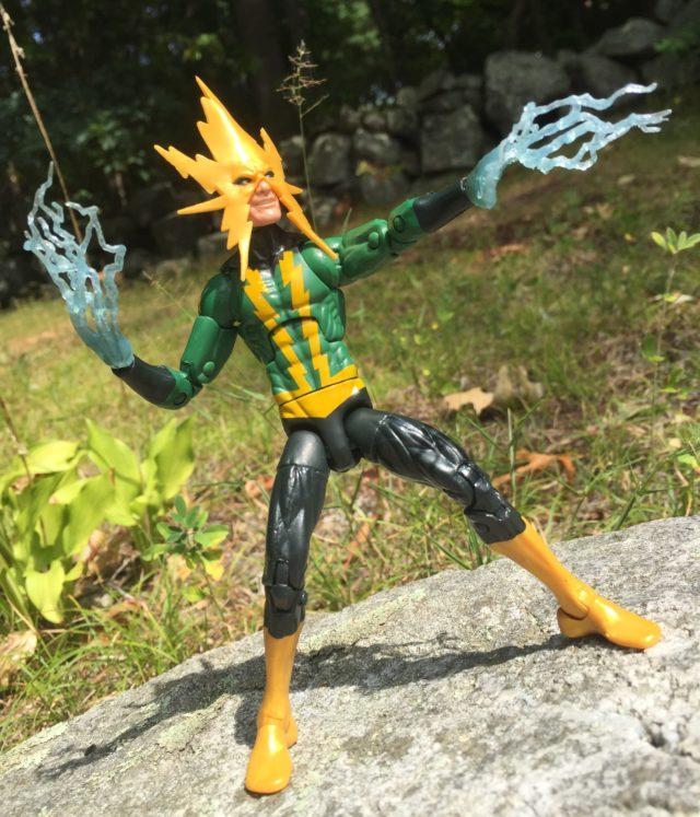 2016 Marvel Legends Electro Action Figure Review
