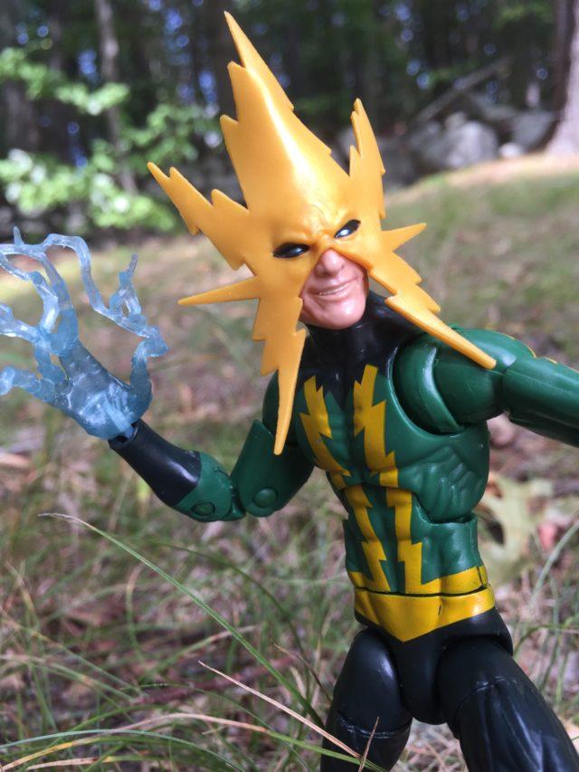 Marvel Legends 2016 Electro Figure Masked Head