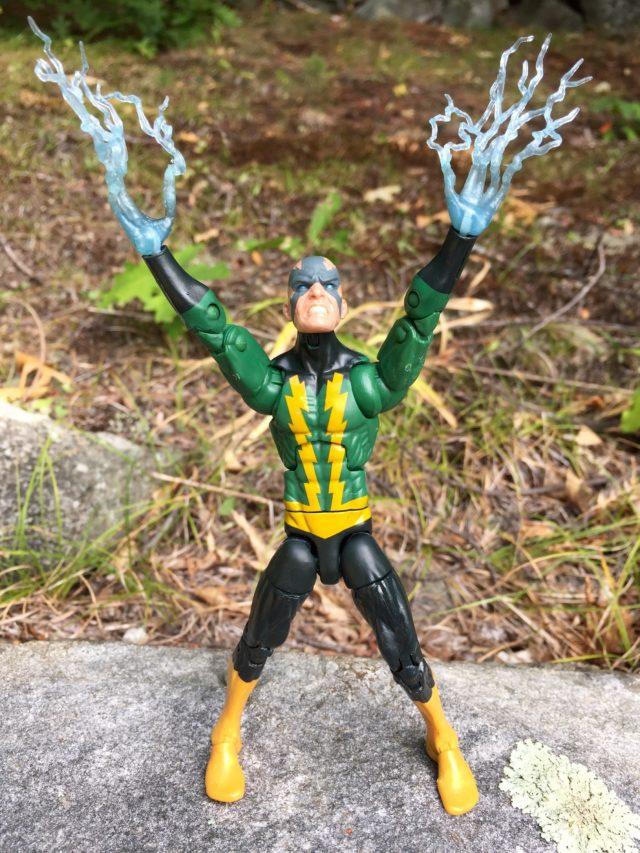 """Marvel Legends 6"""" Electro Action Figure Spider-Man Wave 2"""