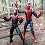 Marvel Legends Miles Morales Spider-Man 6″ Review & Photos!