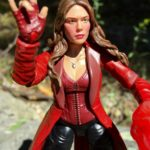 Marvel Legends Civil War Scarlet Witch Review & Photos